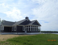 Beautiful Home on the Bras D'Or Lake